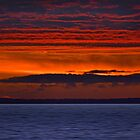 Sunset abstract by cclaude