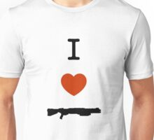 Halo - I Love Shotgun Unisex T-Shirt