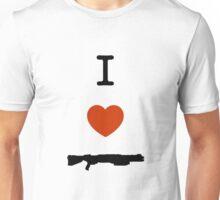 Halo - I Love Shotgun Unisex T-Shirt