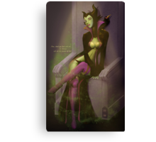 Maleficent: Hell Bringer Canvas Print