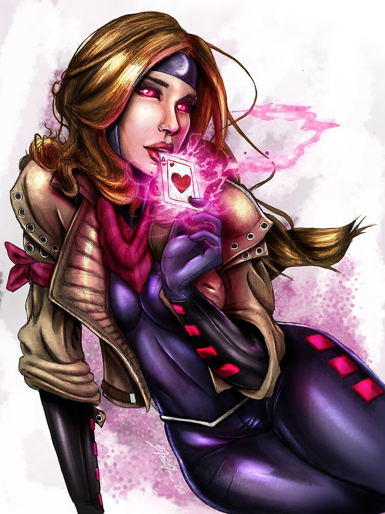 Ms Gambit by Steevin Love