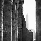 Karnak in B&W by Siegeworks .