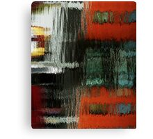 reflections on clarence  Canvas Print