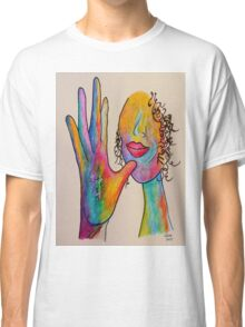 MOTHER - American Sign Language ASL Classic T-Shirt