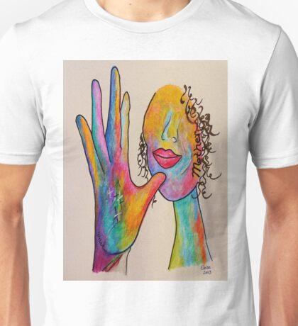 MOTHER - American Sign Language ASL Unisex T-Shirt