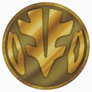 White Ranger Power Coin by ReZourceman