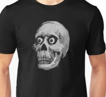 CREEP II (black and white) Unisex T-Shirt