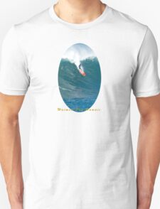 Waimea Bay Boogaloo Unisex T-Shirt