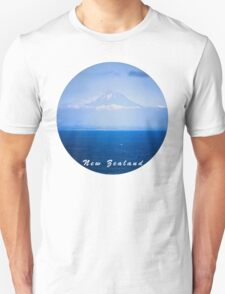 Mt. Egmont Taranaki T-Shirt