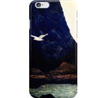 Olympic Peninsula Surf iPhone Case/Skin