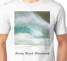 Barack Obama's Boyhood Bodysurfing Beach Unisex T-Shirt