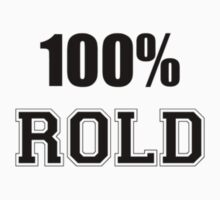 100 ROLD by ashleighi