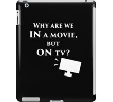 Movies & TV iPad Case/Skin
