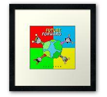 Future Forward (2012) Framed Print