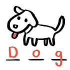 Draw Draw Dog by DrawDraw