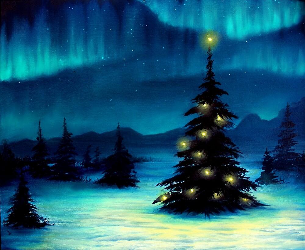 Northern Lights by Erin Scott