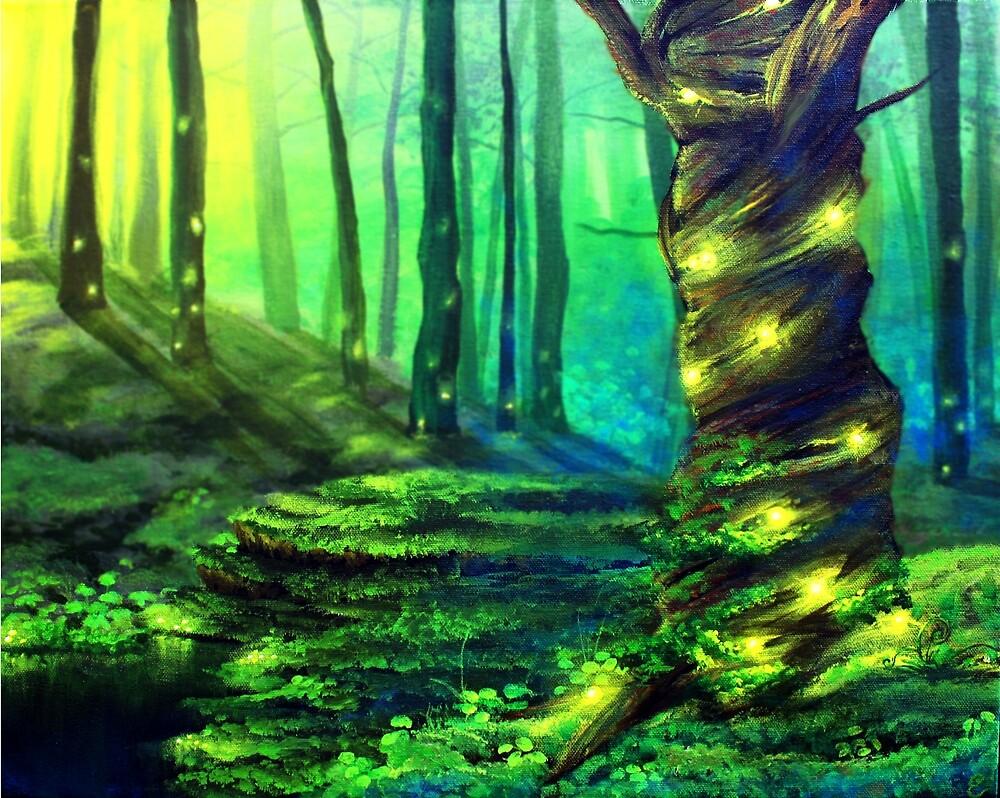 Bioluminescence by Erin Scott