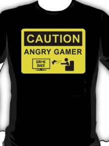 Angry Gamer T-Shirt