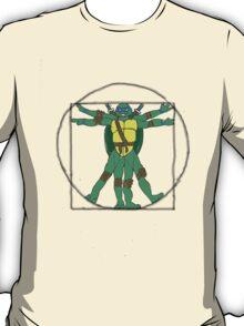 Virtuvian Turtle T-Shirt
