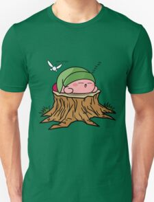 Sleepy Hero of time Unisex T-Shirt