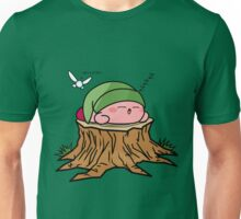 Sleepy Hero of time Unisex T-Shirt