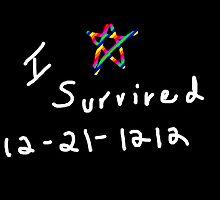 I survived! by Gjpavlosky