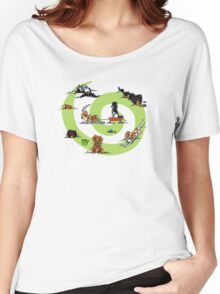 CKCS Playtime Women's Relaxed Fit T-Shirt