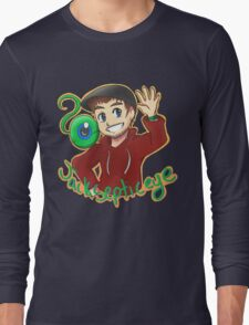 Jacksepticeye - Top of the Mornin Long Sleeve T-Shirt