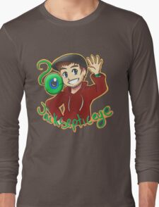 Jacksepticeye - Top of the Mornin Long Sleeve T-Shirt