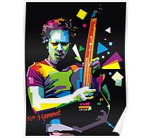 Kirk Hammet Poster