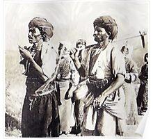 Ottoman Kurdish Poster