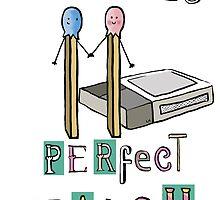 Perfect match by Lauren Hughes