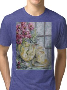 Two for Tea Tri-blend T-Shirt