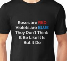 They Don't Think It Be Like It is But it Do Unisex T-Shirt