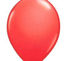 RED BALLOON by henrybud
