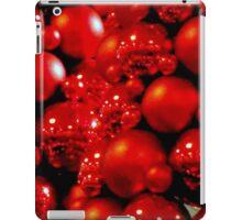 HOLIDAY CHEER ^ iPad Case/Skin