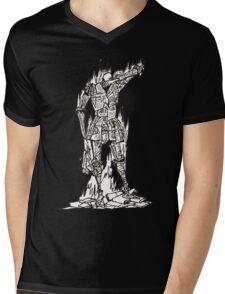 Guy Montag  Mens V-Neck T-Shirt