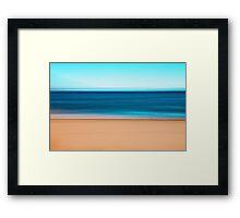 Lost Horizon (La Lontananza) Framed Print