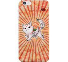 Chibiterasu iPhone Case iPhone Case/Skin