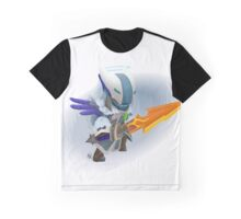 Spiral Knights - Wolver Angel Graphic T-Shirt