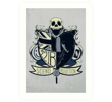 Consultant's Crest - Prints, Stickers, iPhone & iPad Cases Art Print
