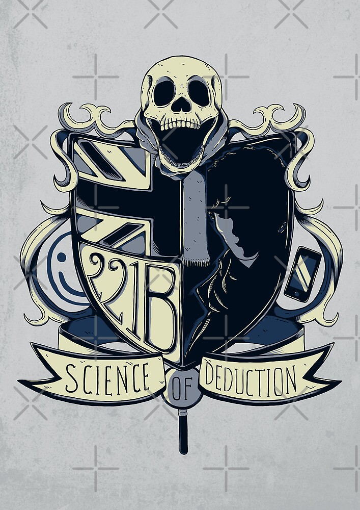 Consultant's Crest - Prints, Stickers, iPhone & iPad Cases by monochromefrog