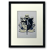 Consultant's Crest - Prints, Stickers, iPhone & iPad Cases Framed Print