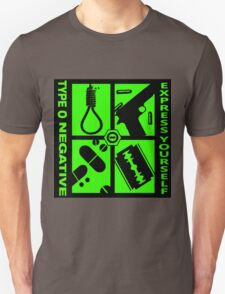 TYPE O NEGATIVE EXPRESS YOURSELF T-Shirt