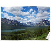 Glacier National Park, Montana Poster
