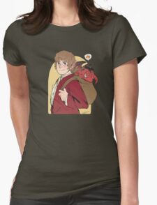 Pokesmaug Womens Fitted T-Shirt