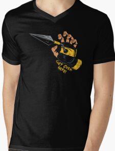 Get Over Here!!! Mens V-Neck T-Shirt