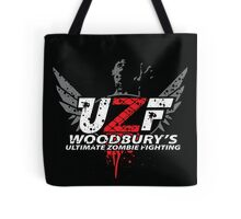 Woodbury Ultimate Zombie Fighter Tote Bag