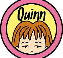 Quinn by oneskillwonder