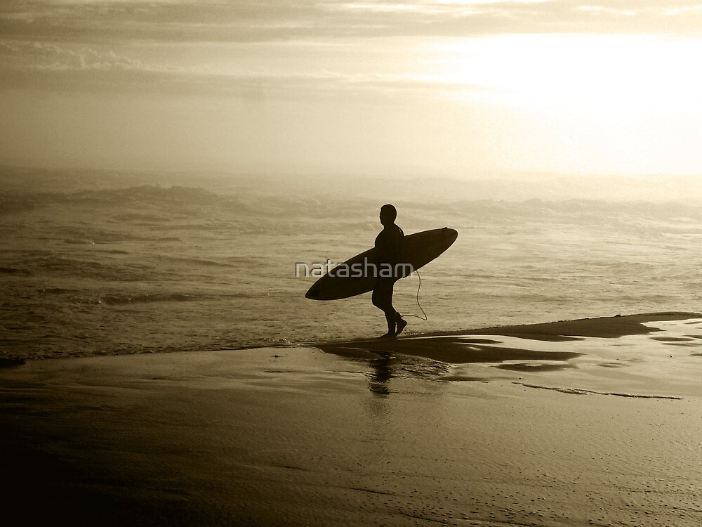 Hows the Surf! by Natasha M